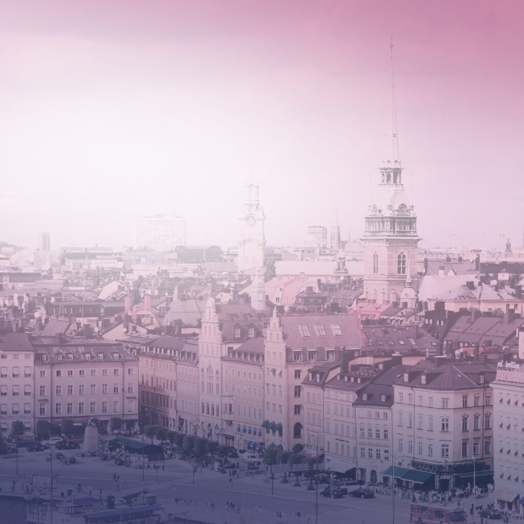 Turistaktiviteter Stockholm